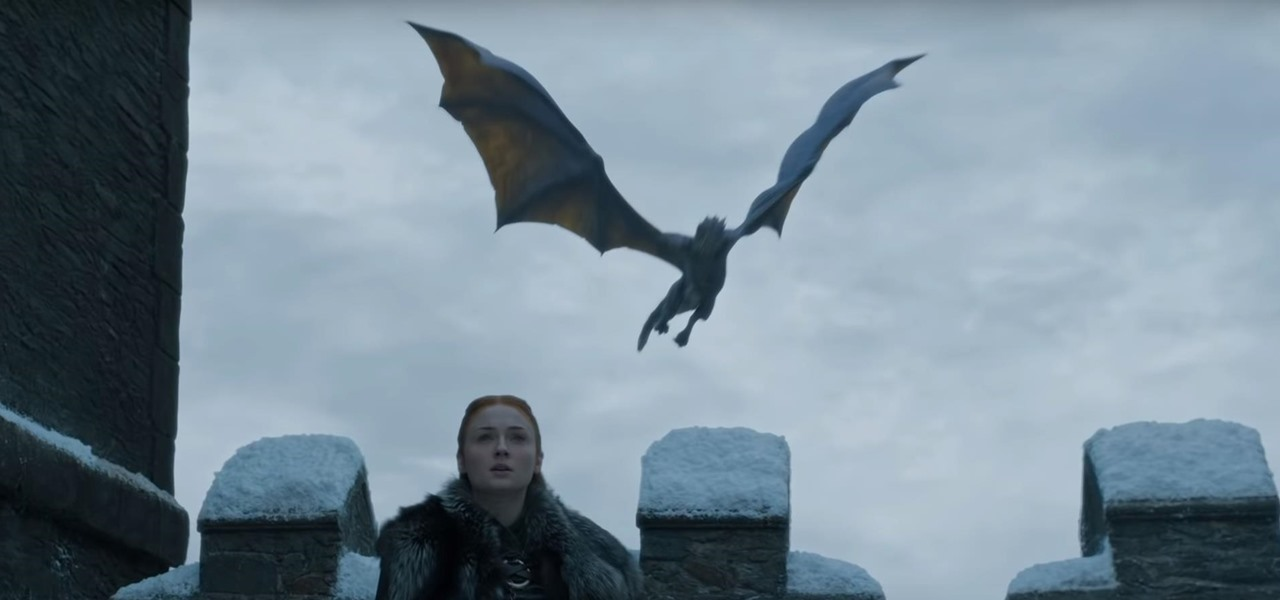Snapchat Summons Dragons from Westeros to New York for Game of Thrones AR Promo