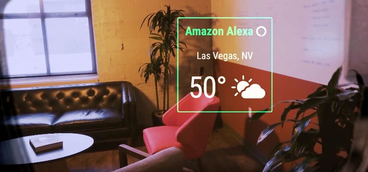 This Is How Amazon's Alexa Works on the Vuzix Blade