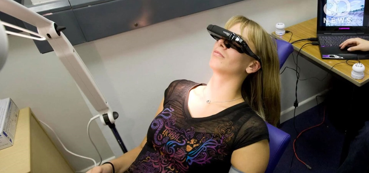 Virtual Reality, Coming to a Dentist's Office Near You