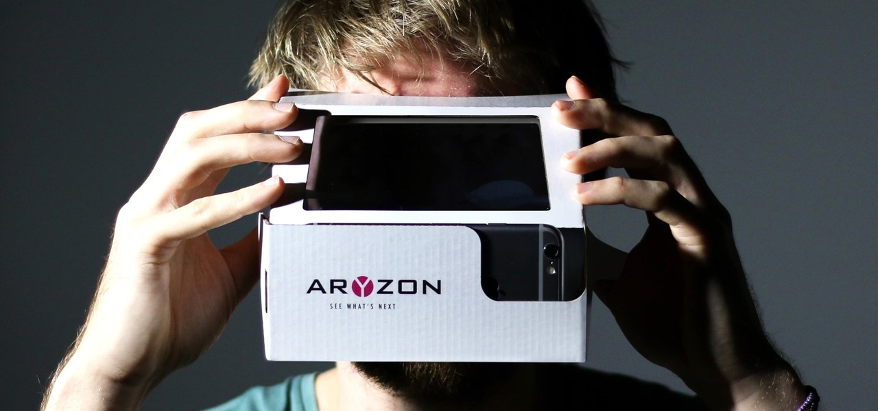 Aryzon Joins the Race to Be the Cardboard of AR