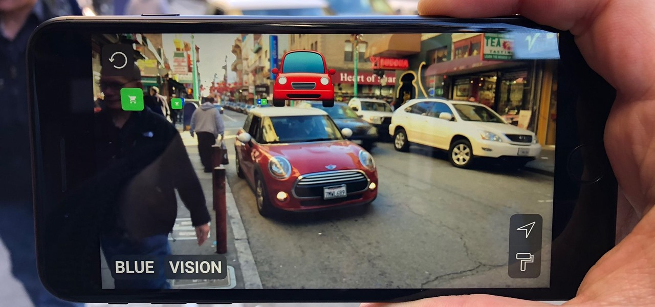 Lyft's Pick Up of AR Cloud Startup Blue Vision Labs Could Bring AR Features to Ride-Sharing