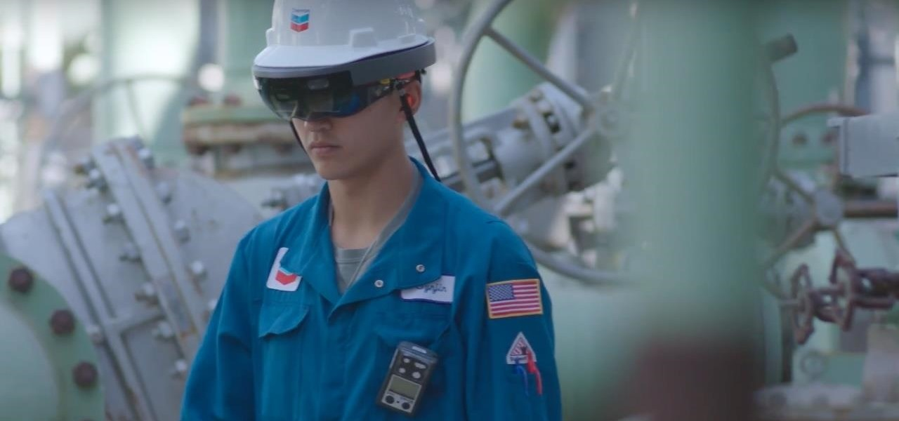 Microsoft Fuels Efficiency at Chevron with Remote Assist App for HoloLens
