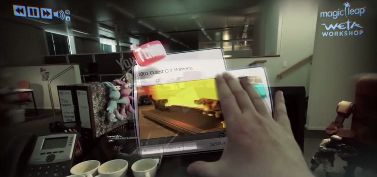 Is Magic Leap's Virtual Reality Demo Video Too Good to Be True?
