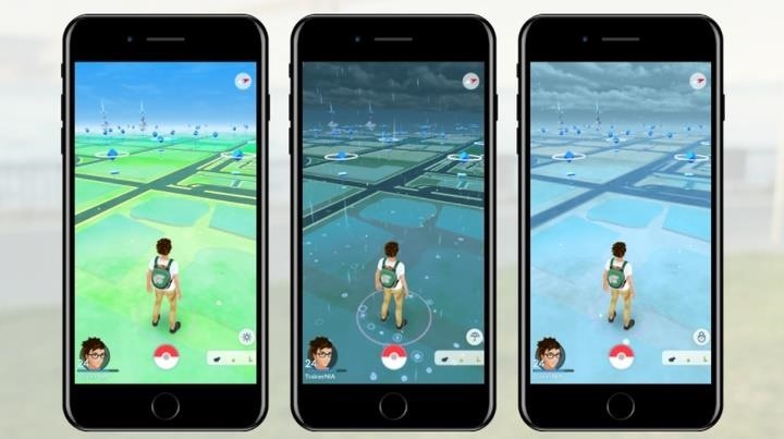 It's Raining Cats & Mudkips as Dynamic Weather Arrives for Pokémon GO