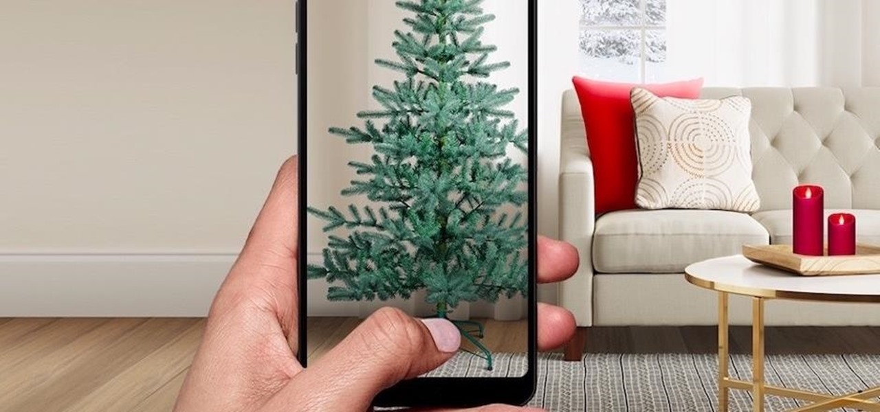 Walmart & Target Unwrap New Augmented Reality Features to Bring in Holiday Shoppers