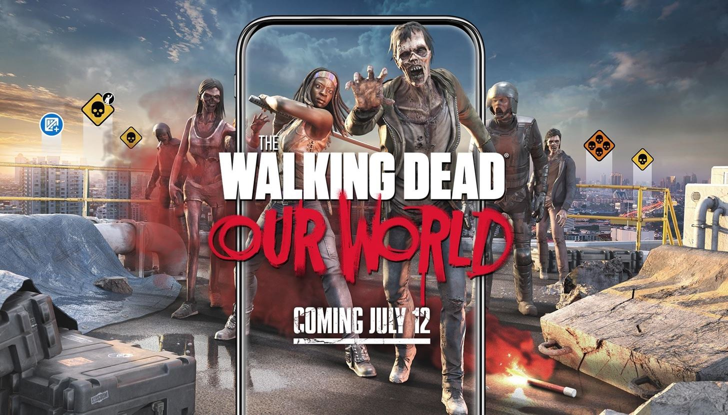 'The Walking Dead' Pokémon GO Knockoff Gets a Launch Date, More Details Revealed