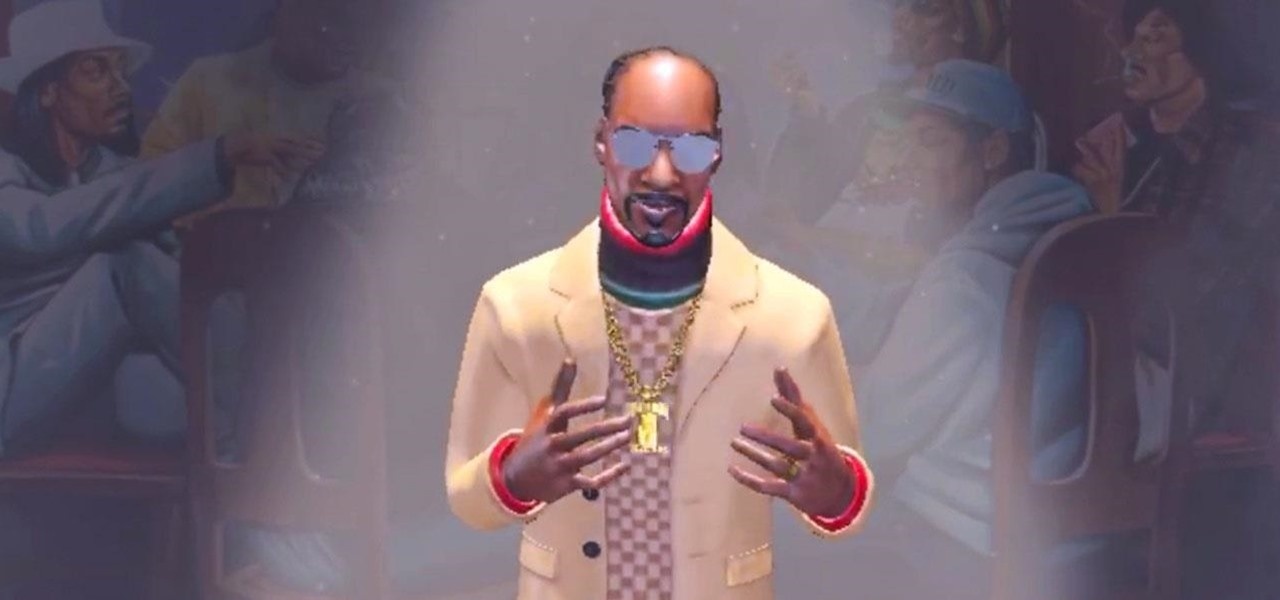 Snoop Dogg Becomes Snapchat AR Character for His Latest Record