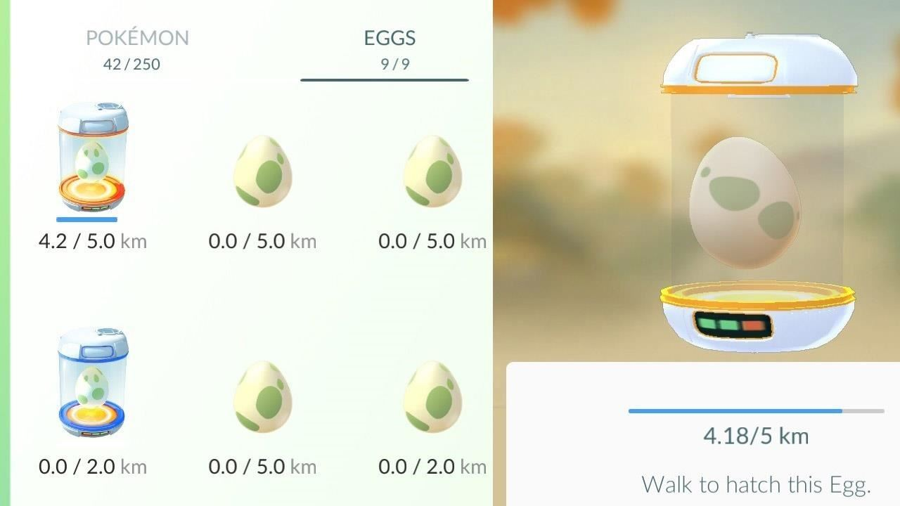 The Ultimate Guide to Hatching Eggs in Pokémon GO