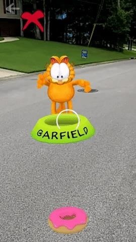 Freeze Tag Mimics Niantic with Garfield-ified Version of Pokémon GO