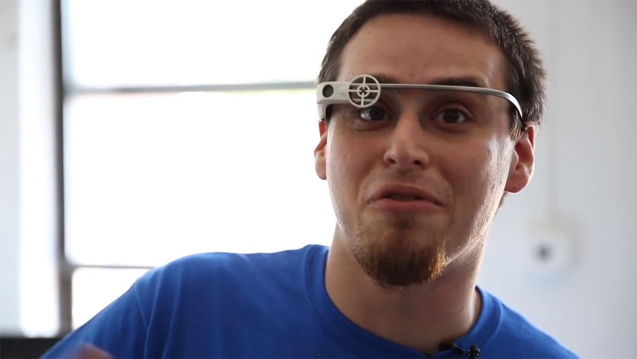 Practical & Silly: 3D Printed Accessories for Google Glass
