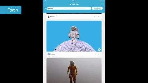 Developers Can Now Add Native 3D Content Search & Download from Sketchfab to Their Apps