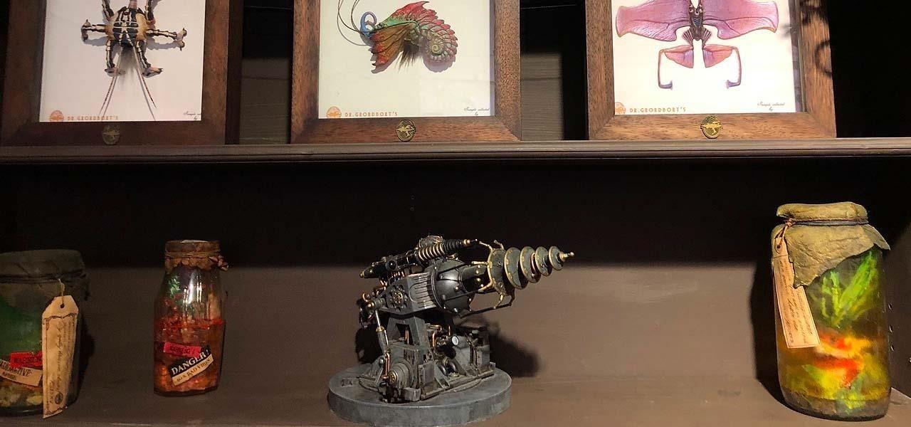 Magic Leap & Weta Workshop Release Dr. Grordbort's Invaders for Magic Leap One