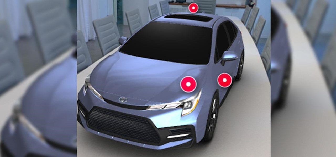 Toyota Rolls Out Web-Based AR Advertising Campaign via 8th Wall