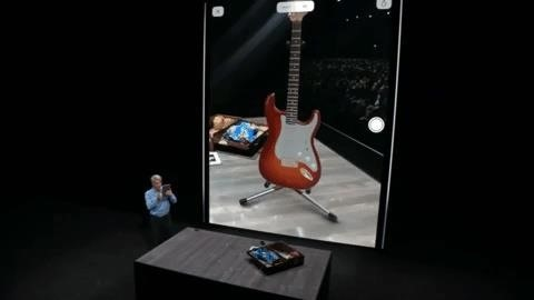 ARKit 2.0 Brings Persistent, Shared Experiences & 3D Object Detection to Apple Mobile Apps in iOS 12