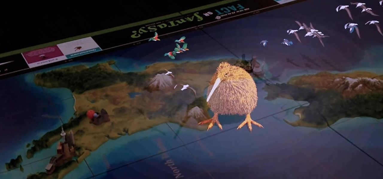 Air New Zealand Takes Wraps Off Magic Leap One Adventure Tourism Game