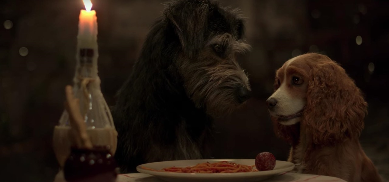 Disney Plus Serves Up Snapchat Lens to Promote Live-Action 'Lady & the Tramp'