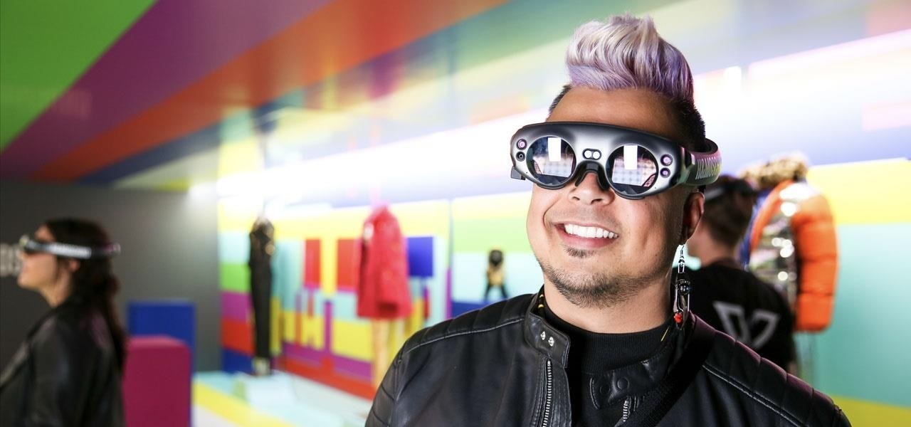 Apple's Acquisition of Leap Motion Fails, While Snapchat & Magic Leap Make AR Fashionable