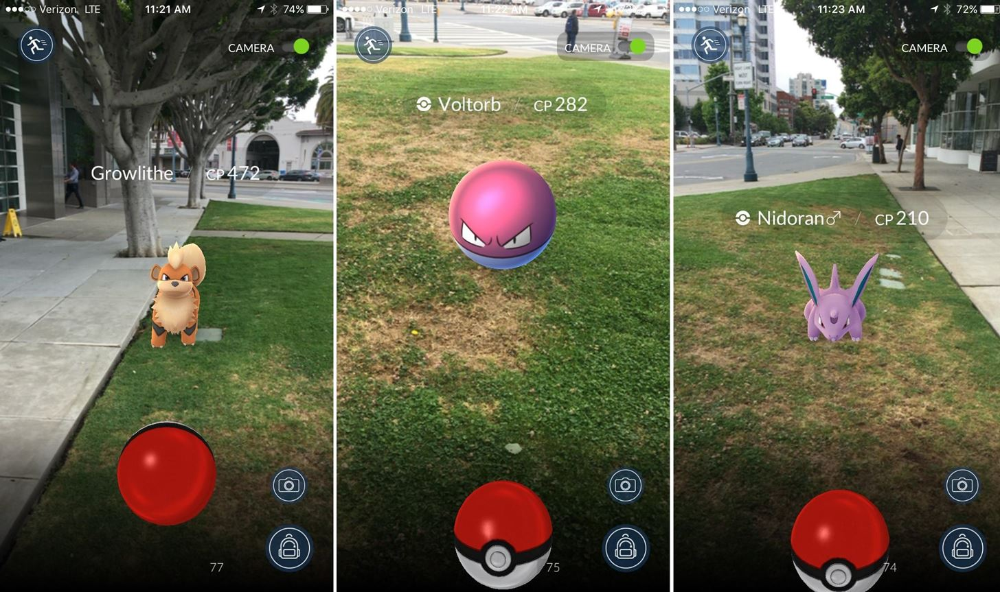 Pokémon Go Significantly Changes the Classic Game, for Better or Worse
