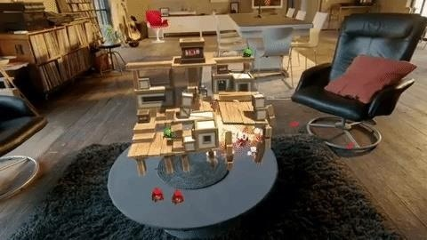 In a major hit for Apple, Rovio launches Angry Birds in AR for Magic Leap