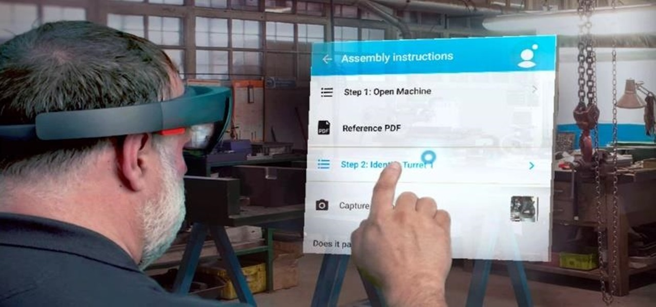 Upskill Releases HoloLens Version of Skylight AR Productivity Platform