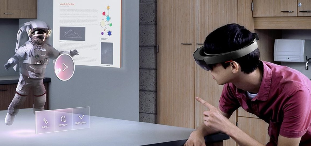 Make Apps for HoloLens in JavaScript with HoloJS