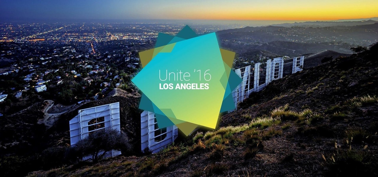 Watch the Unite '16 Los Angeles Keynote from Unity