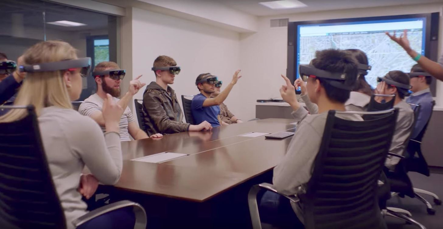 Microsoft Wants to Make HoloLens the Future of Education