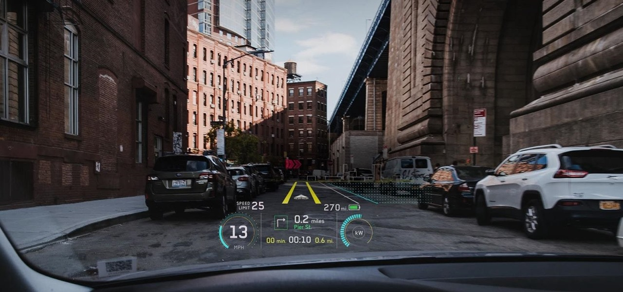 Augmented Reality in Cars — the Companies & Tech Driving Us into the Future
