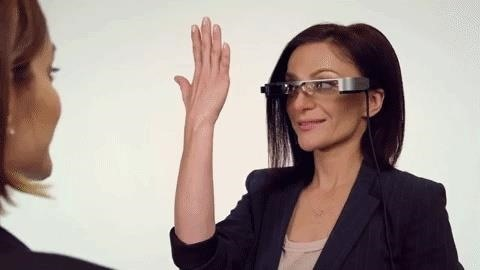 Epson Adds Biometric Authentication from Redrock to Its Smartglasses
