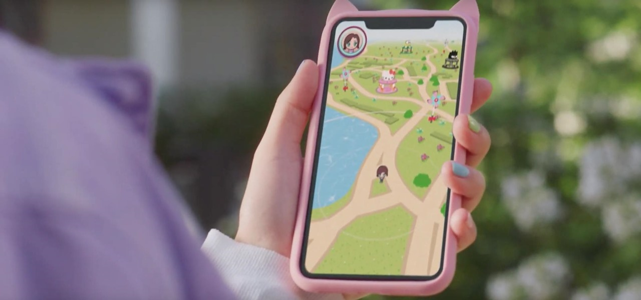Hello Kitty Challenges Pokémon GO's Reign as Top AR Game with Kawaii World