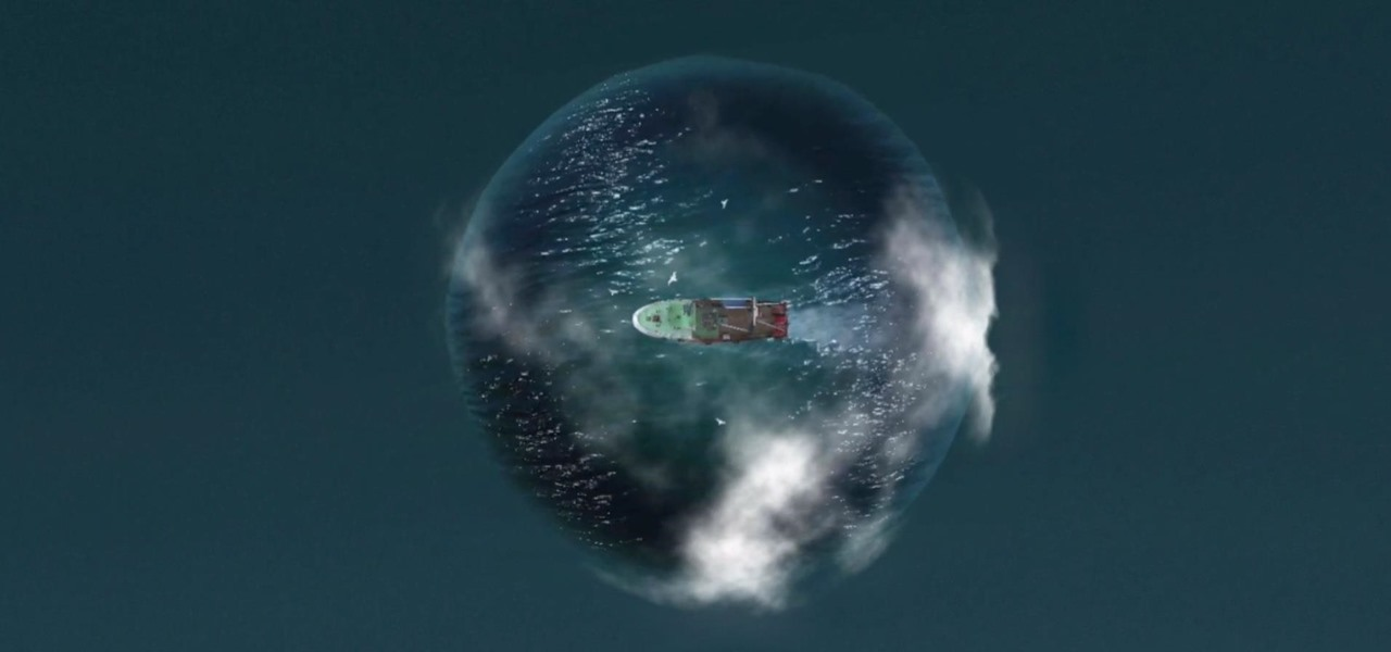Sea Shepherd's Web-Based Augmented Reality Experience Spotlights the Damage Done by the Fishing Industry