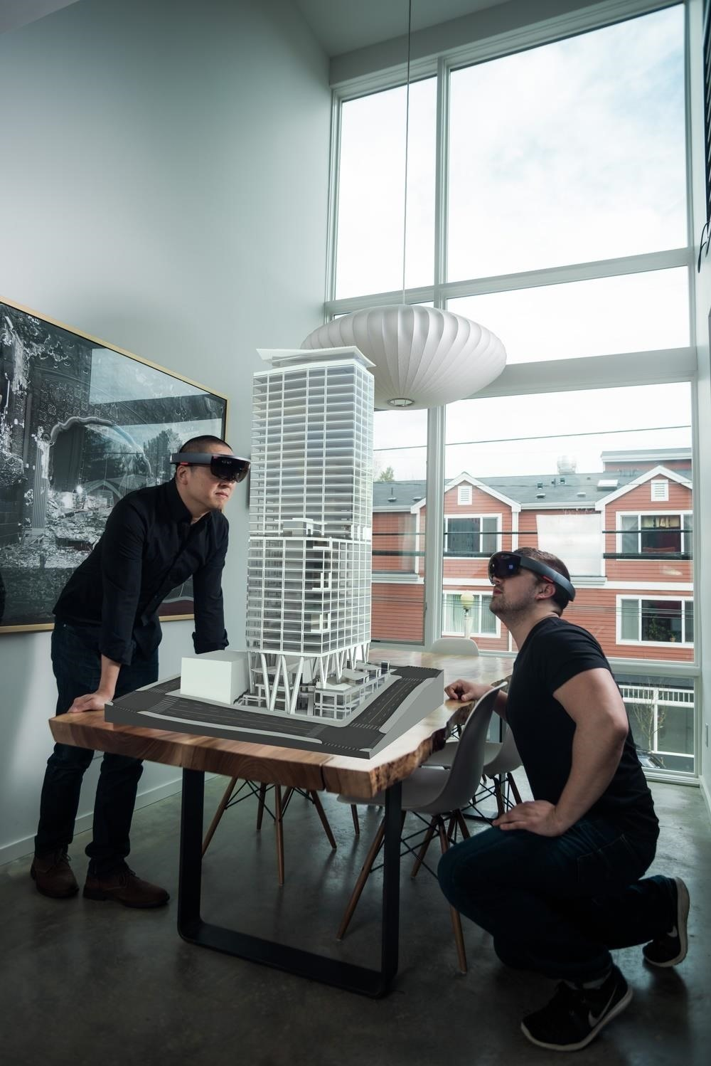 Studio 216 Constructs Architectural Visions in Mixed Reality