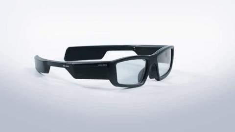 Vuzix Smart Glasses Getting a Major Upgrade in 2019 with Light Engine from Plessey
