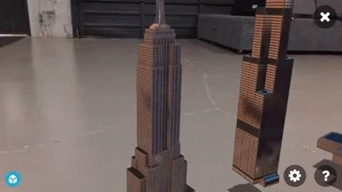 USA Today Builds Latest Augmented Reality Story Around the World's Tallest Skyscrapers