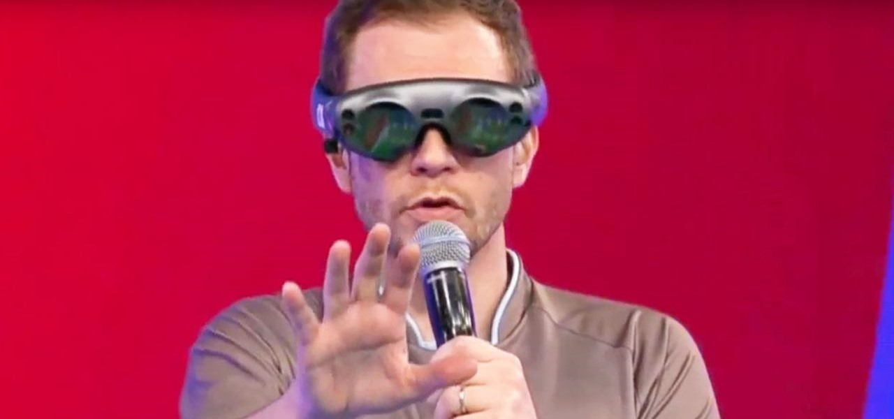 Magic Leap One Makes a Surprise Appearance During World Cup TV Show