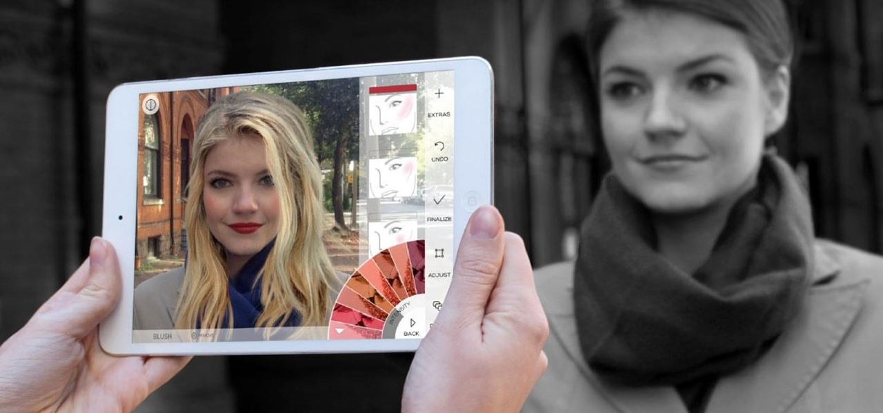 Test Out New Looks with ModiFace's Augmented Reality Apps