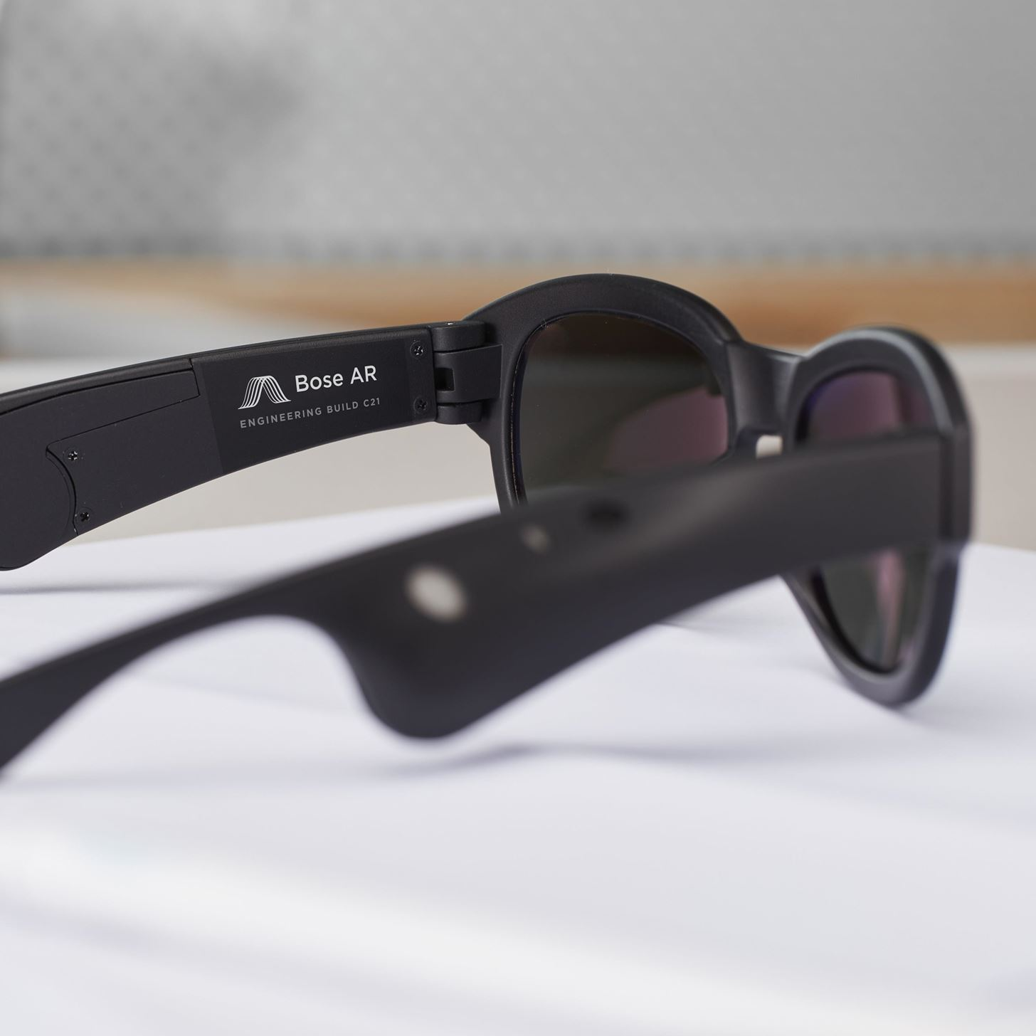 No, Bose, Those Aren't AR Glasses You're Hyping, but Nice Try