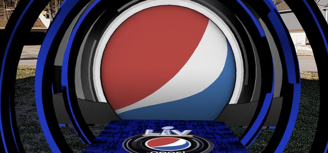 Verizon, Pepsi & Cheetos Run AR Plays for Their Super Bowl LV Advertising Efforts