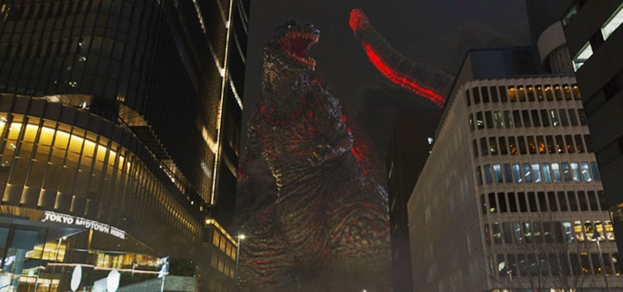 Microsoft Japan Helps Godzilla Invade Real World Tokyo via HoloLens