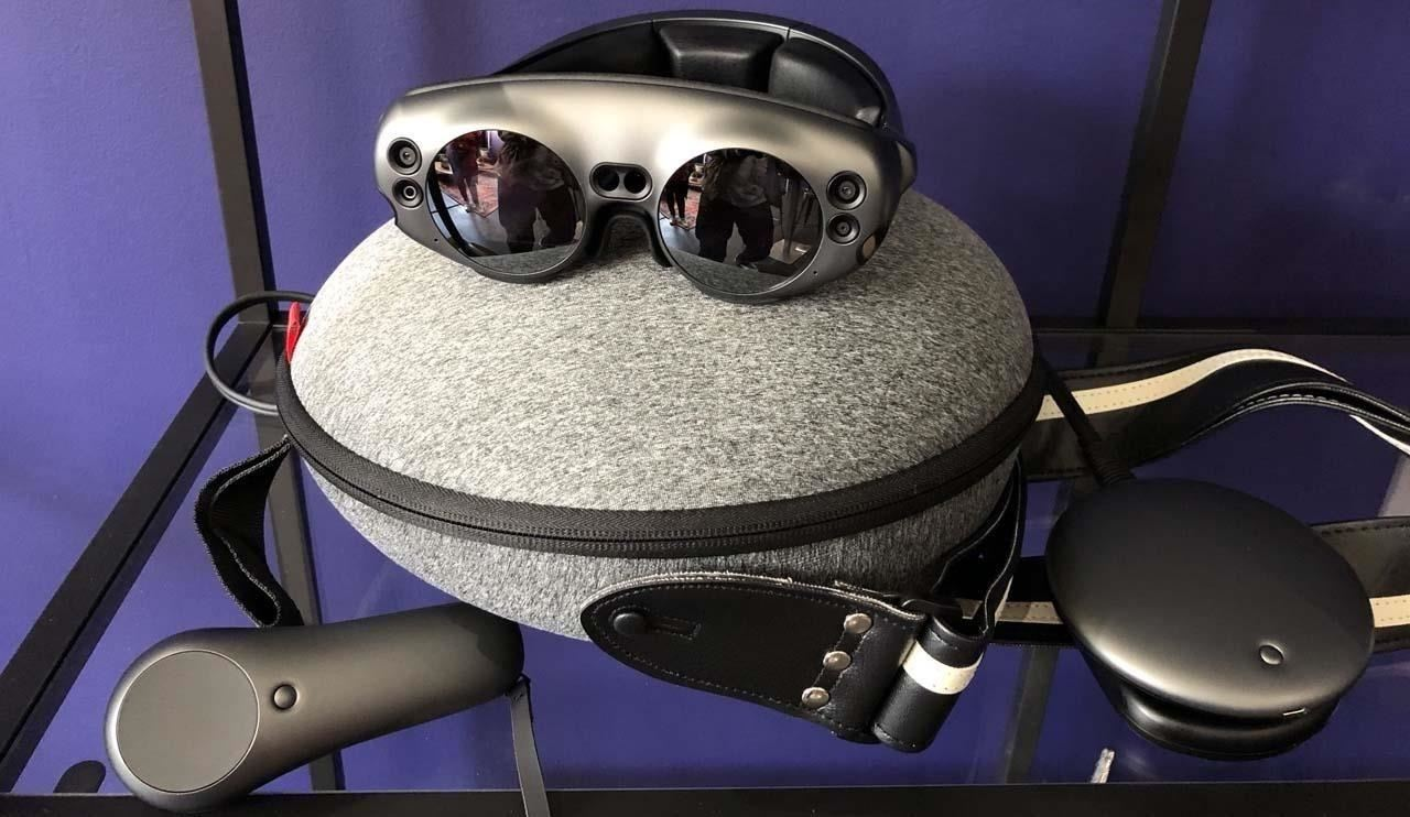 Magic Leap Adds Mobile Carrying Case to Its Arsenal of Augmented Reality Gear