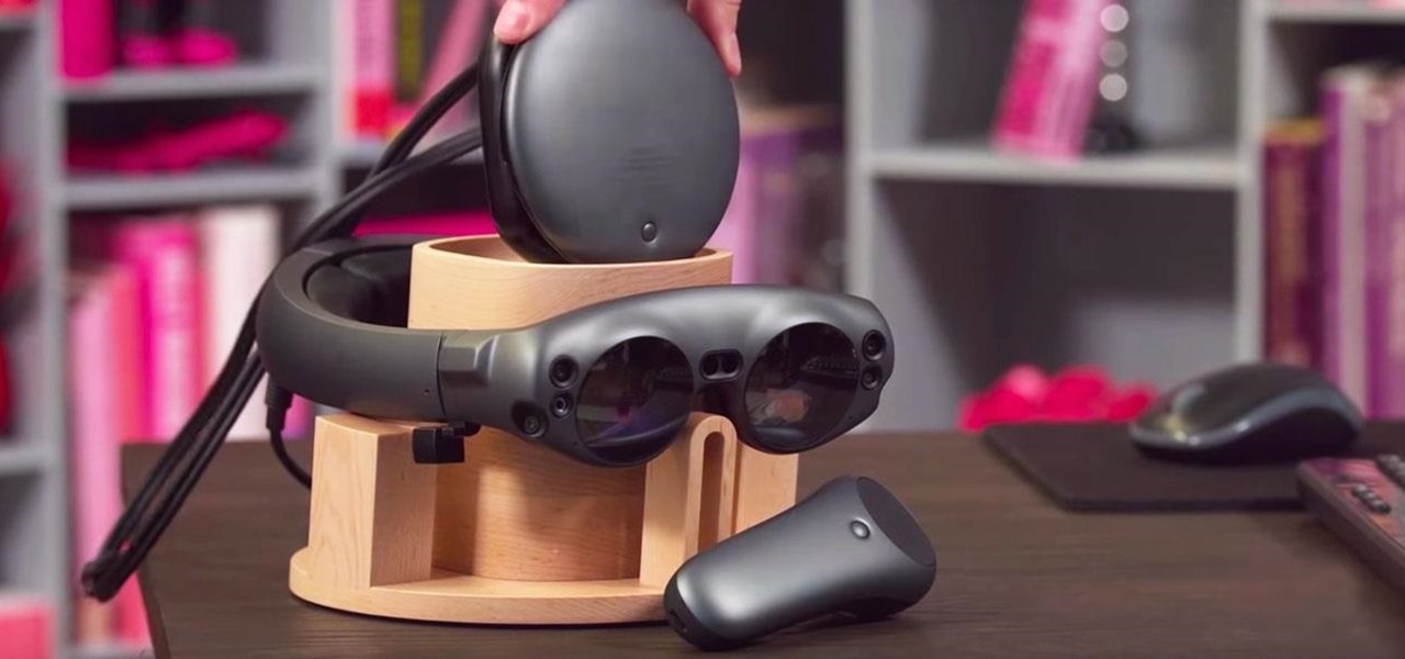 AT&T Joins Forces with Magic Leap as Exclusive Launch Partner