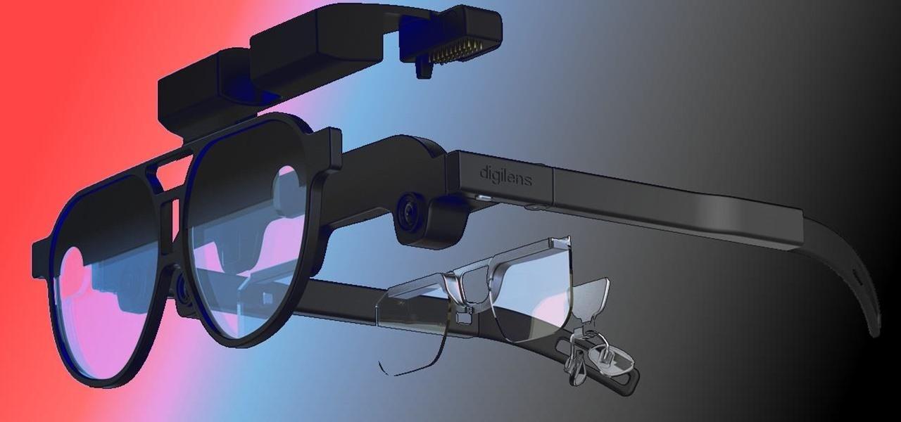DigiLens Looks to Plastic Waveguides as Alternative to Glass for AR Smartglasses Displays