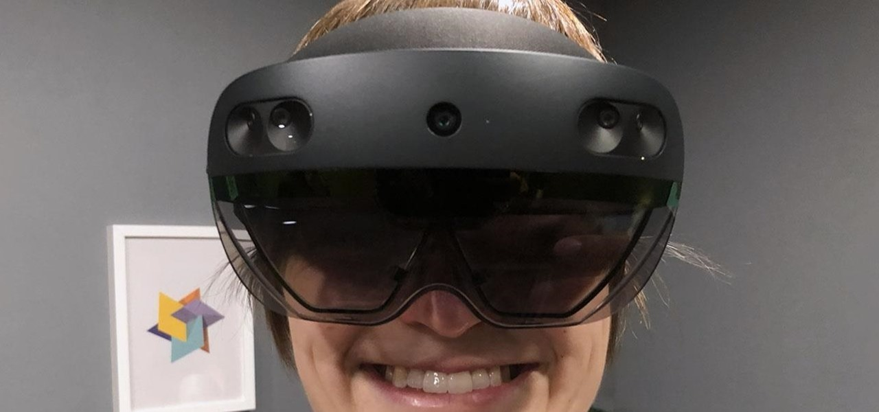 Hands-On with the HoloLens 2, the New Best Augmented Reality Experience You Can Get