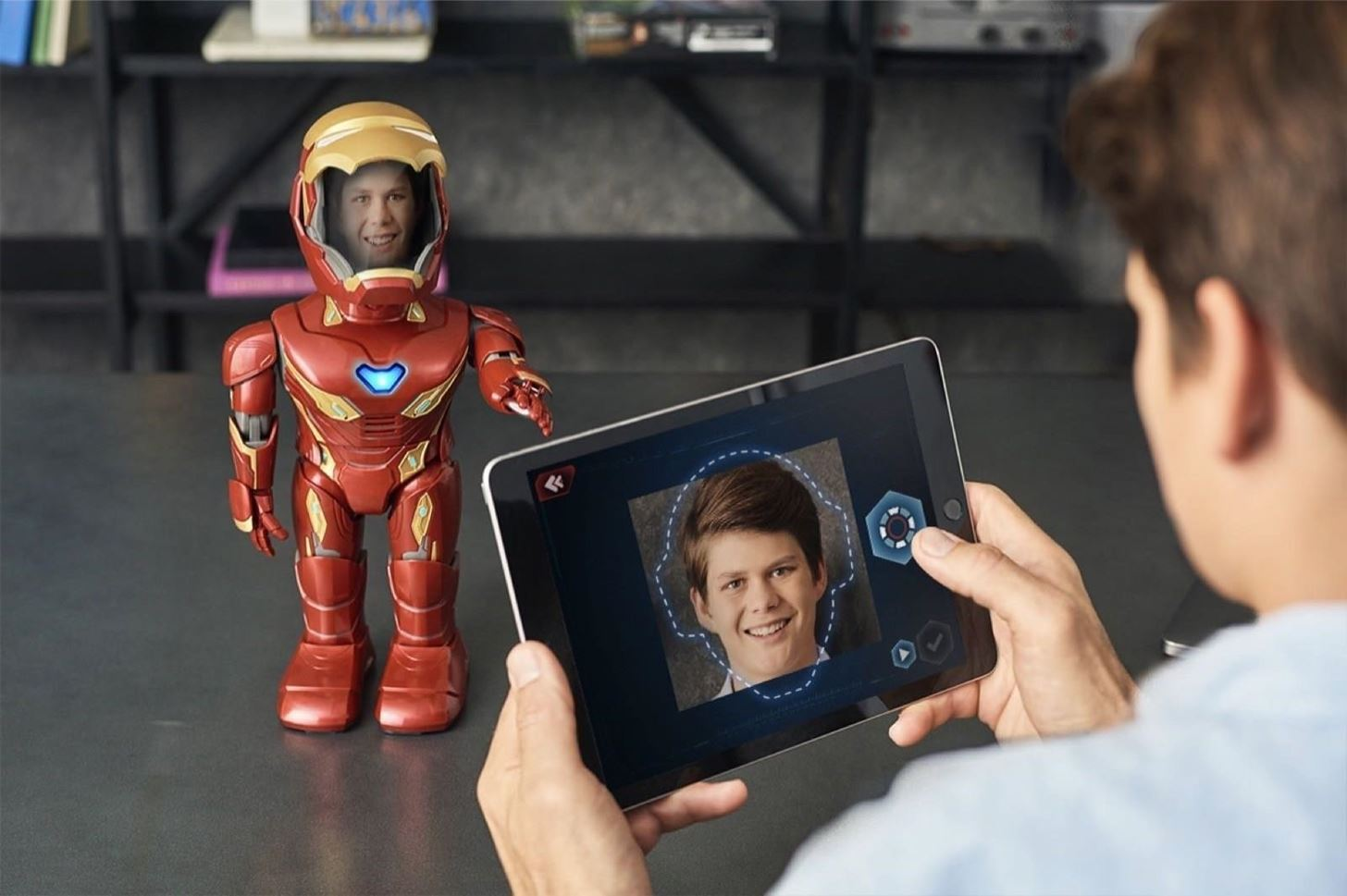 Marvel Continues Its Augmented Reality Rampage with Iron Man Robot for 'Avengers: Endgame'