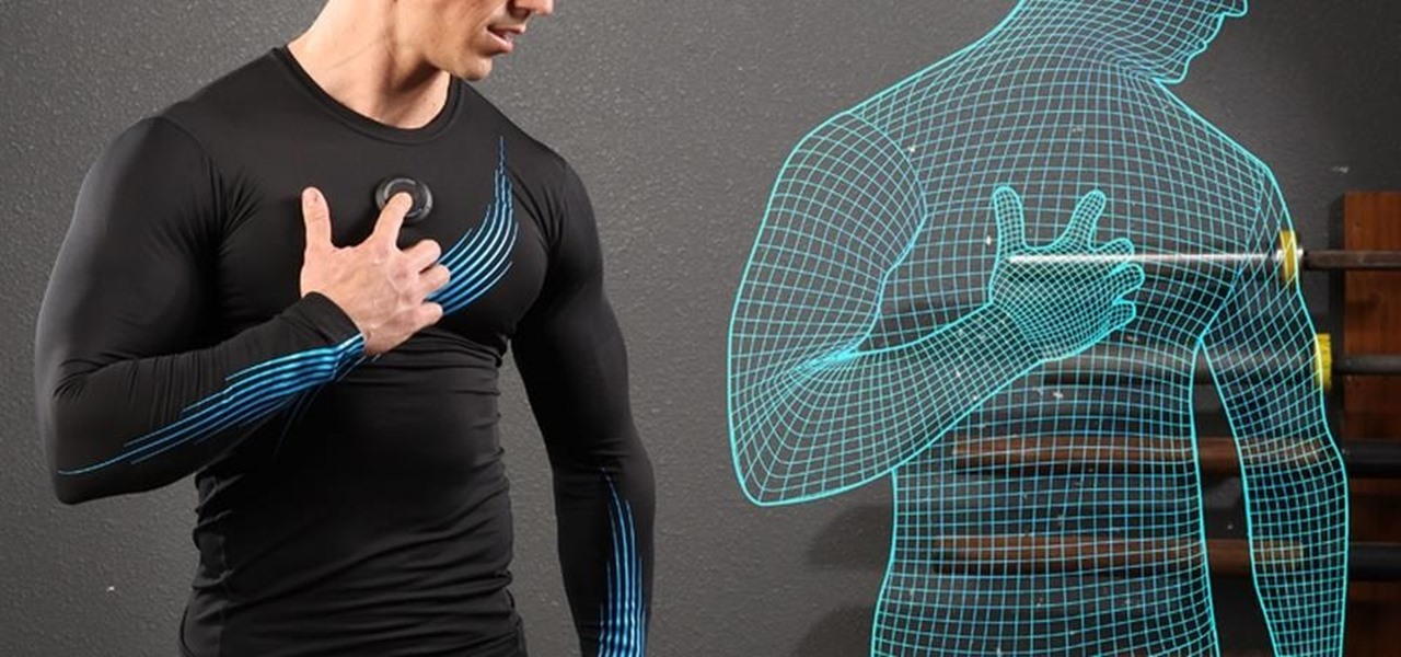 Enflux's Smart Clothing Lets the VR User Control Their Avatar Just by Moving