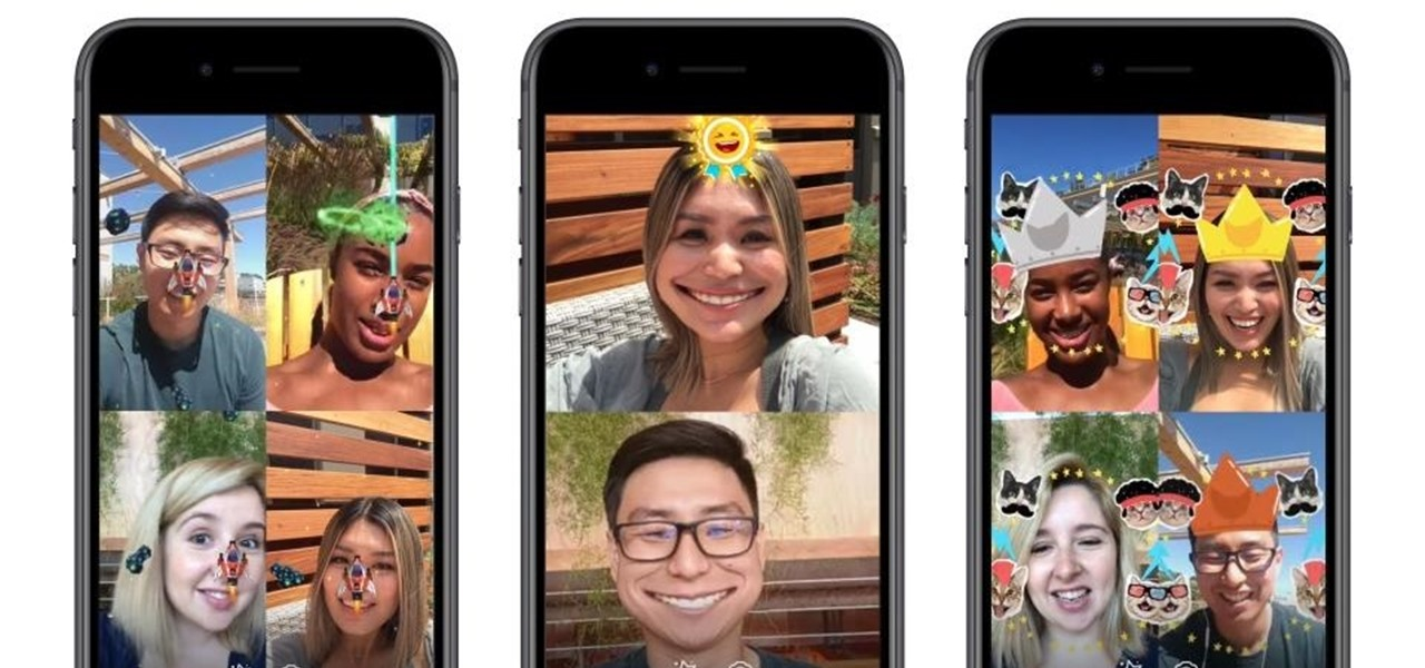 Facebook Notches Win Over Snapchat with AR Gaming for Messenger Video