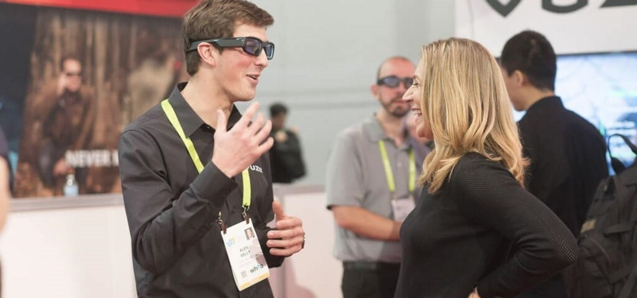 Vuzix & Meta Represent the Brightest AR Present at CES, While Google, Facebook & Huawei Grow AR's Future