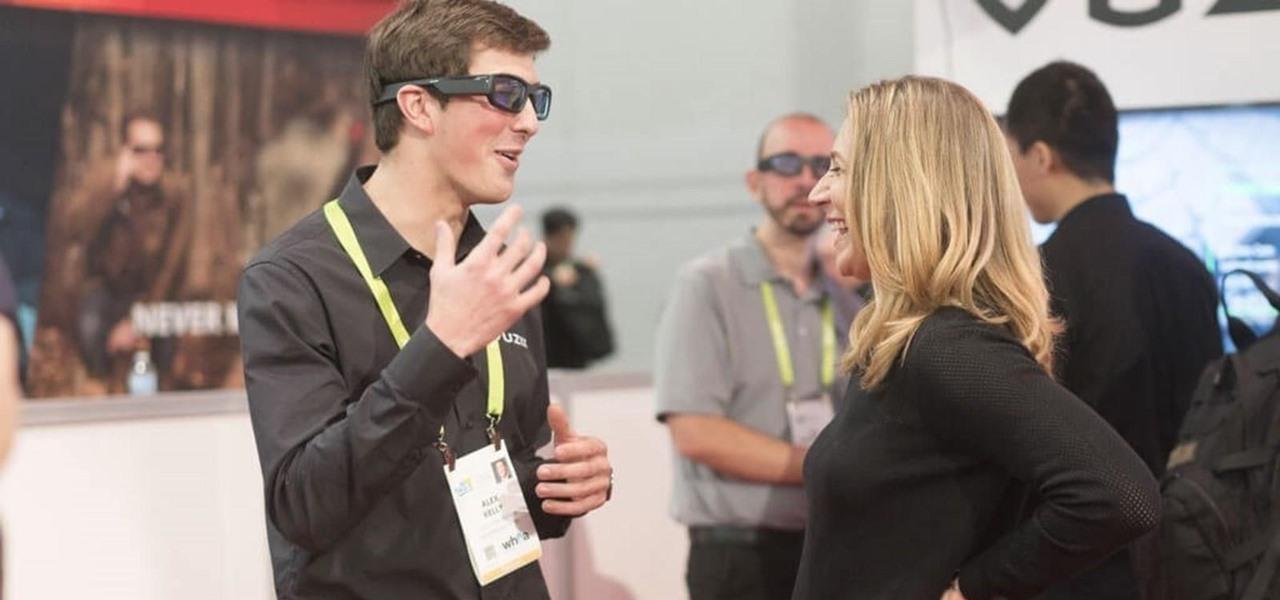 Vuzix & Meta Represent the Brightest AR Present at CES, While Google, Facebook & Huawei Grow AR's Future