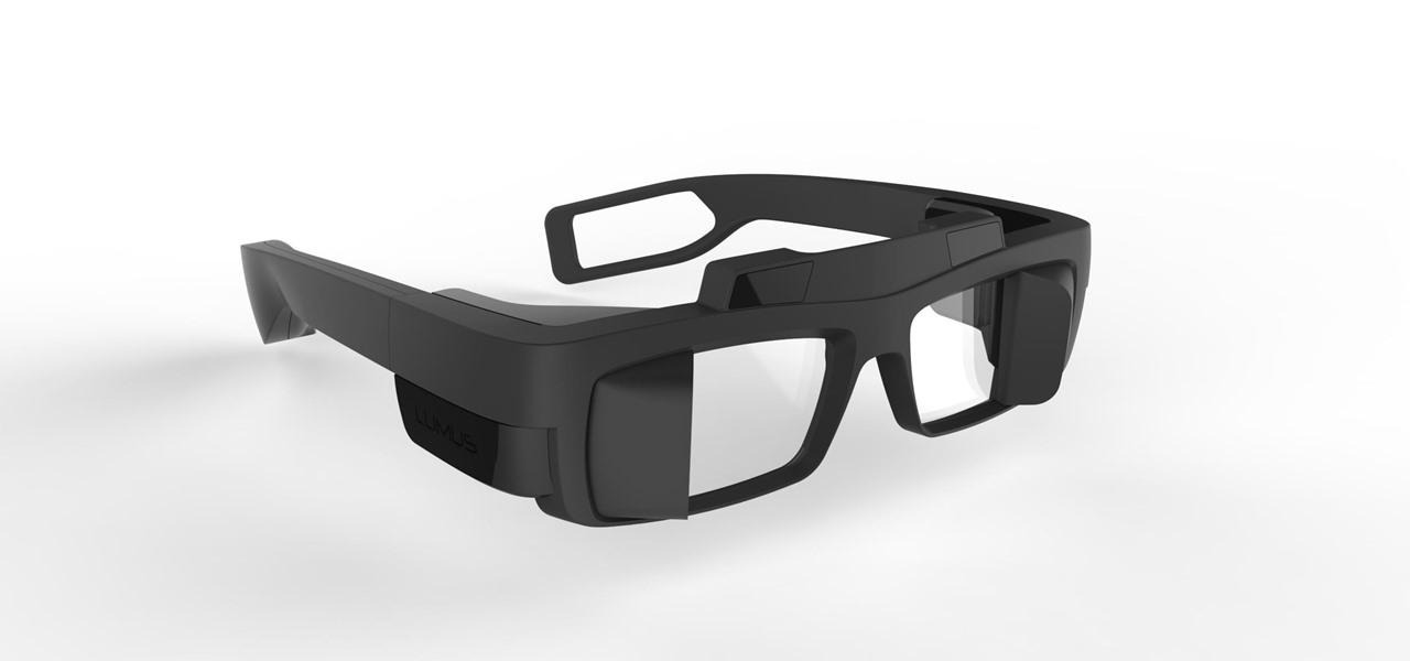Lumus Looks to Sweden's Tobii for New Smartglasses Eye Tracking Solution