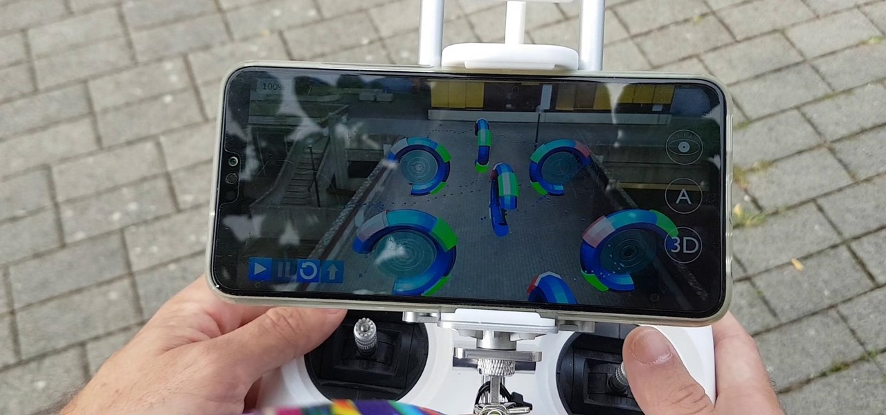 News: Startup DronOSS Aims to Halt Drone Crashes with Augmented Reality Pilot Training
